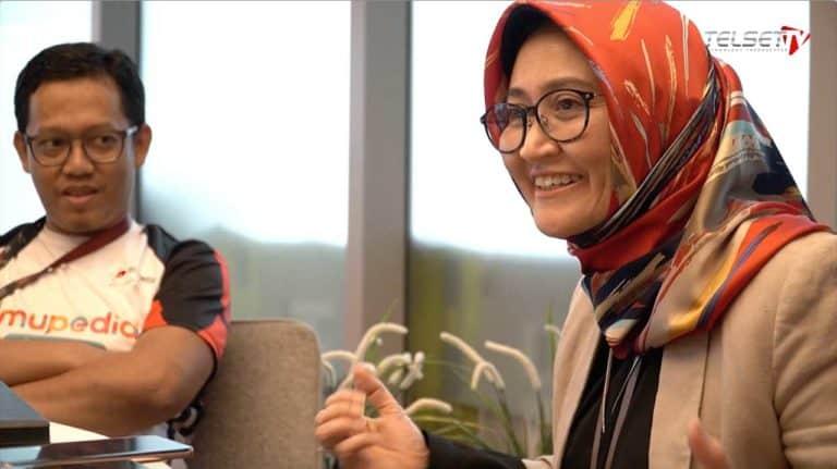 Mimpi Telkomsel Ilmupedia untuk Pendidikan Indonesia
