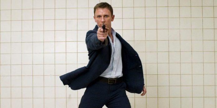 Rilis Film James Bond YouTube