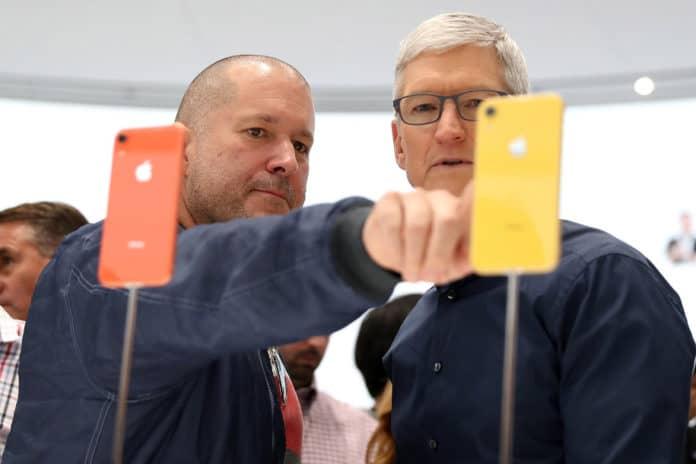 Membersihkan iPhone