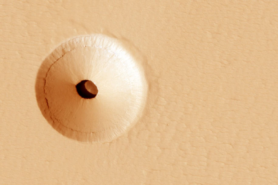 Alien Planet Mars