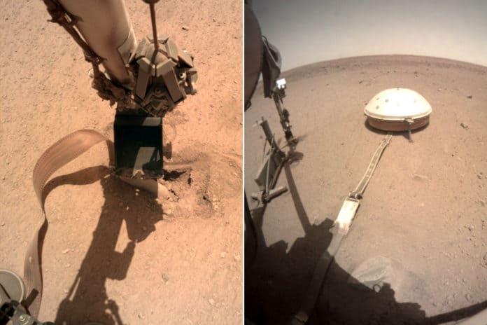 Pendarat Mars InSight