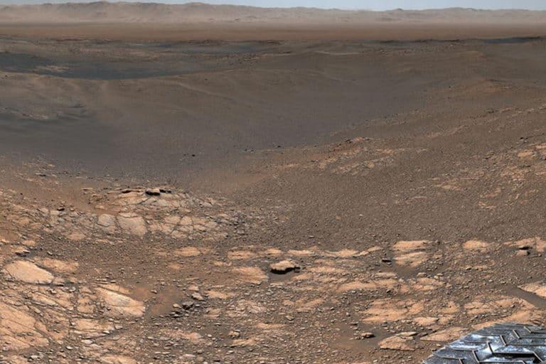 NASA Tunjukkan Foto Panorama Mars Beresolusi Tinggi