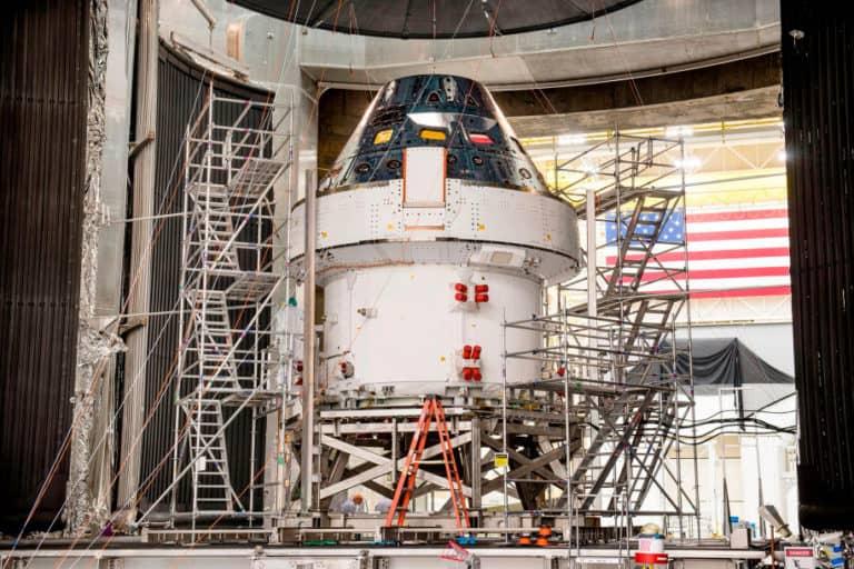 Perjalanan NASA ke Bulan Ditunda Karena Wabah Corona
