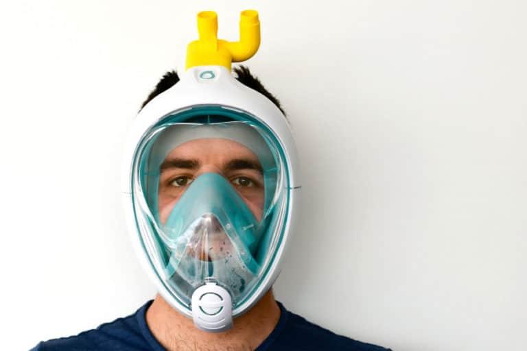 Masker Snorkeling 'Disulap' Jadi Ventilator untuk Pasien Corona