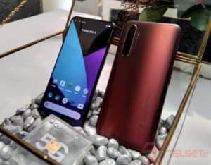 Smartphone flagship Snapdragon 865 Realme X50 Pro