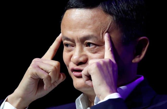 Jack Ma Masker