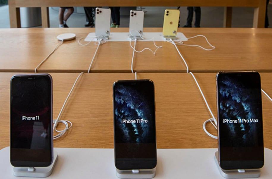 Stok iPhone 11