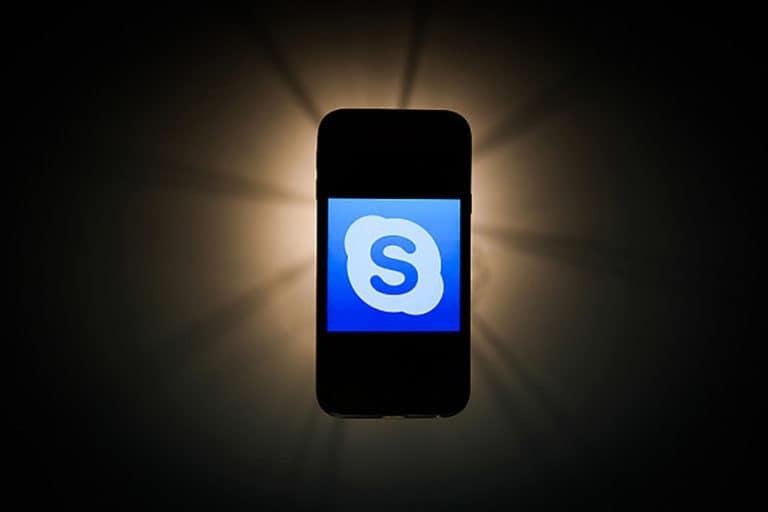 Trafik Skype Melonjak, Saham Microsoft Meroket
