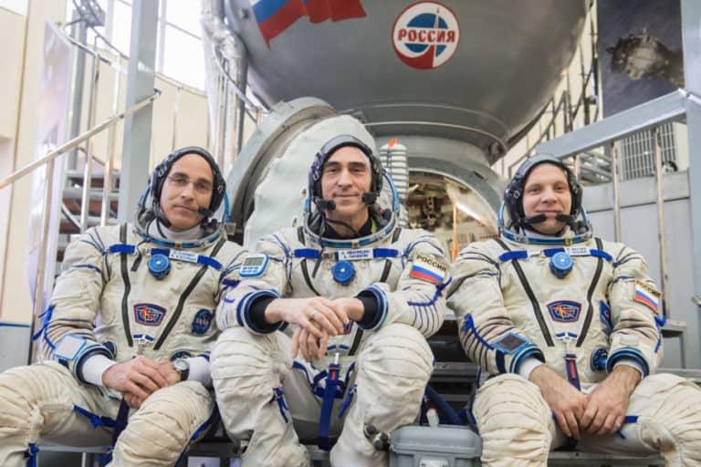 Cegah Corona, Astronot Jalani Karantina Sebelum ke ISS