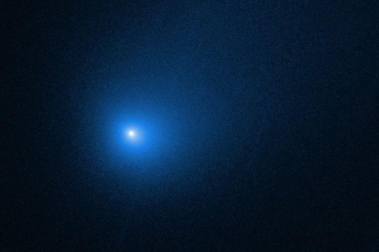 Komet Antar Bintang Borisov Diperdiksi Segera Pecah