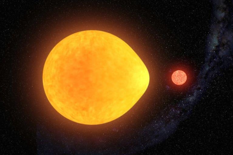 Astronom Amatir Temukan Bintang Aneh di Bima Sakti