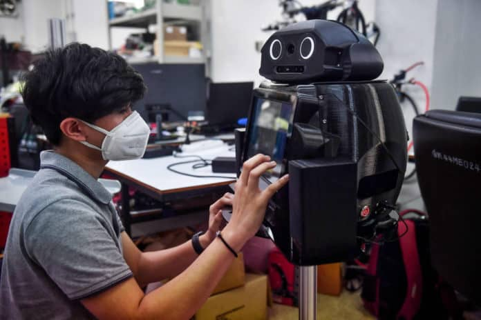 Robot Thailand