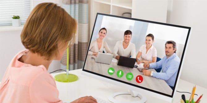 11 Aplikasi Video Conference Terbaik untuk Kerja dari Rumah
