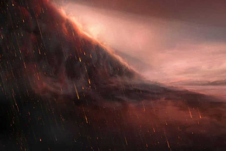 Astronom Temukan Planet Ekstrasurya Super Panas, Penuh Hujan Besi