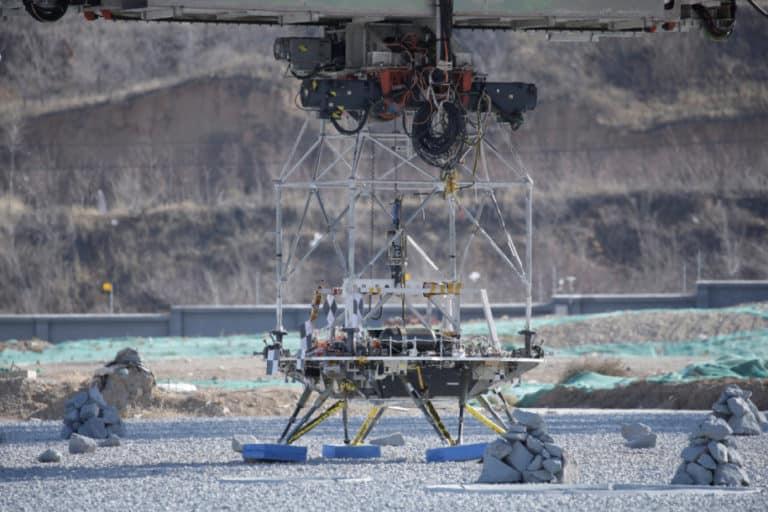 Tianwen-1, Nama Misi Eksplorasi China ke Mars