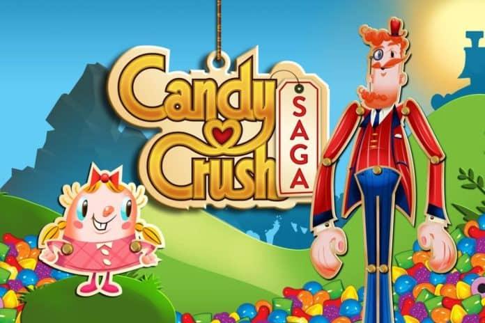 Nyawa Candy Crush Saga