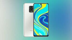 Redmi Note 9 smartphone gaming Xiaomi