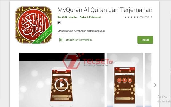 MyQuran Al Quran