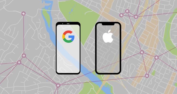 Cara Kerja Aplikasi Google dan Apple untuk Lacak Covid-19