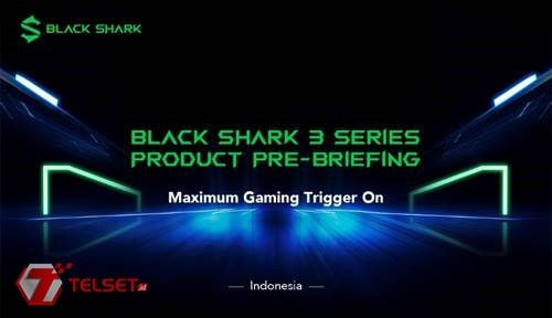 Black Shark 3 Pro Indonesia