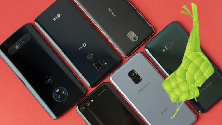 10 Smartphone Murah untuk Lebaran, Performanya Oke Banget!