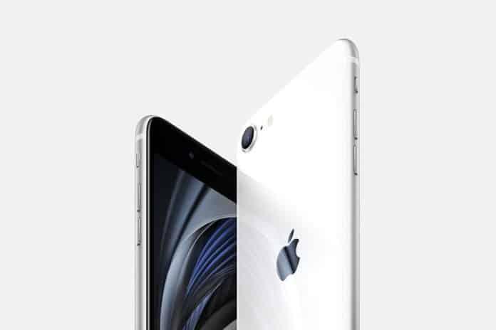 Desain iPhone SE 2020