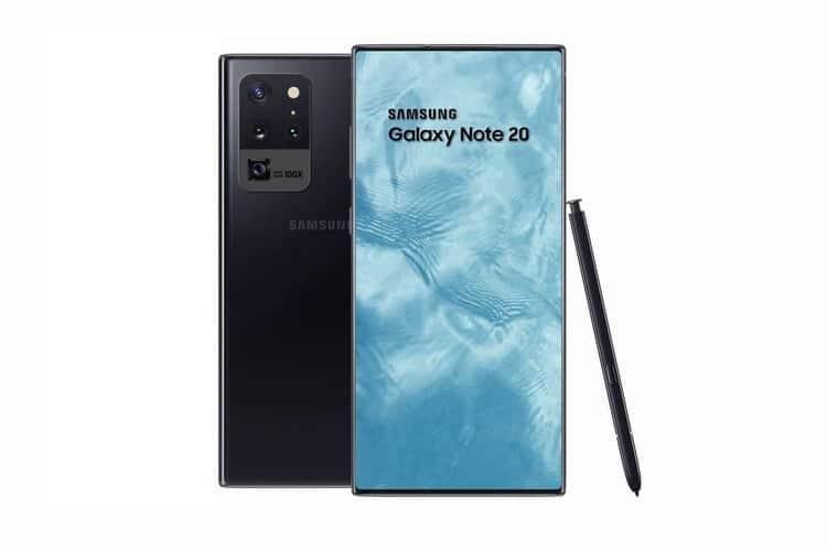 """Samsung Galaxy Note 20 Tampil Tanpa """"Poni"""" atau """"Tompel"""""""