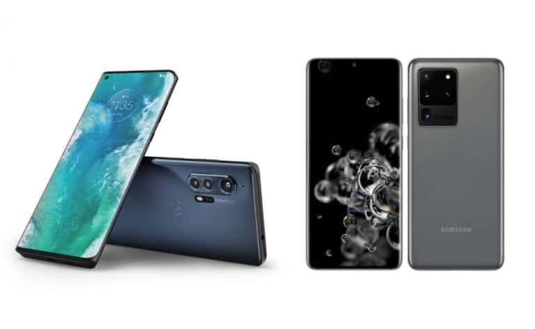 Adu Spek Motorola Edge+ vs Galaxy S20 Ultra, Siapa Menang?