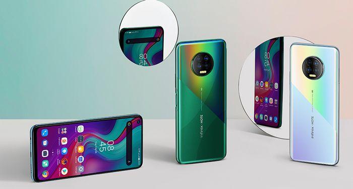 Infinix Note 7 Resmi Melenggang, Harga Rp 2,5 juta