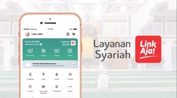LinkAja Luncurkan Layanan Syariah, Pertama di Indonesia