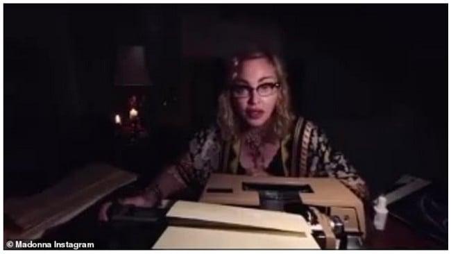 Gara-gara Diary Karantina, Madonna Banjir Cibiran