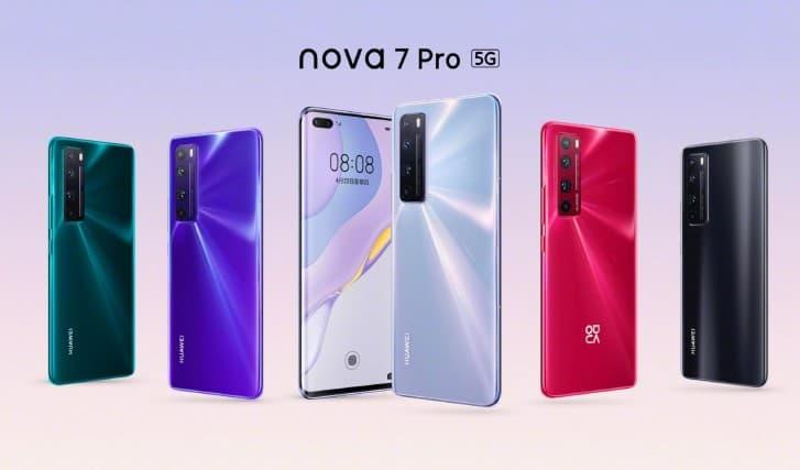 Harga Huawei Nova 7 Pro