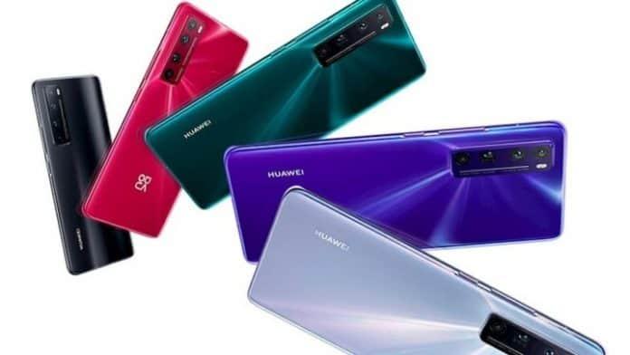 Harga Huawei Nova 7