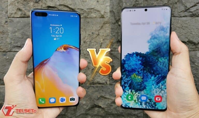 Huawei P40 Pro vs Samsung Galaxy S20 Ultra: Adu Canggih Duo Flagship