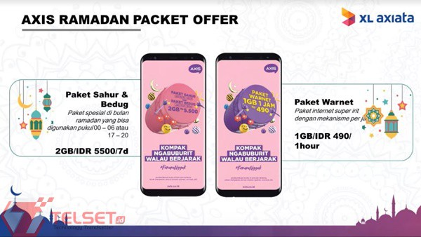 Paket Axis Ramadan