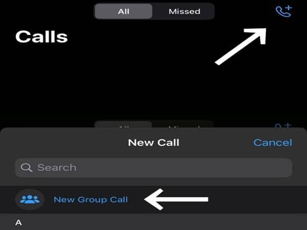 Panggilan Grup WhatsApp
