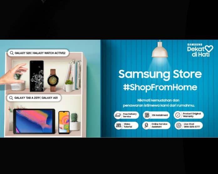 Samsung Dekat di Hati