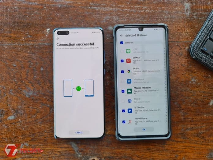 Cara Transfer Data ke HP Baru Android iOS