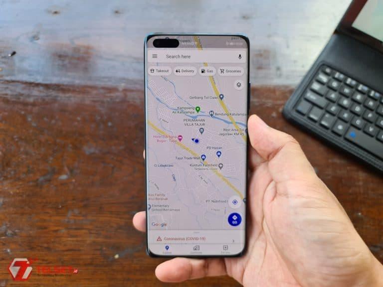 TomTom, Alternatif Google Maps untuk Ponsel Huawei 'non GMS'