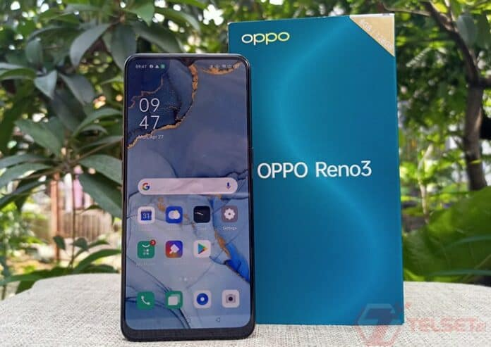Review Oppo Reno3