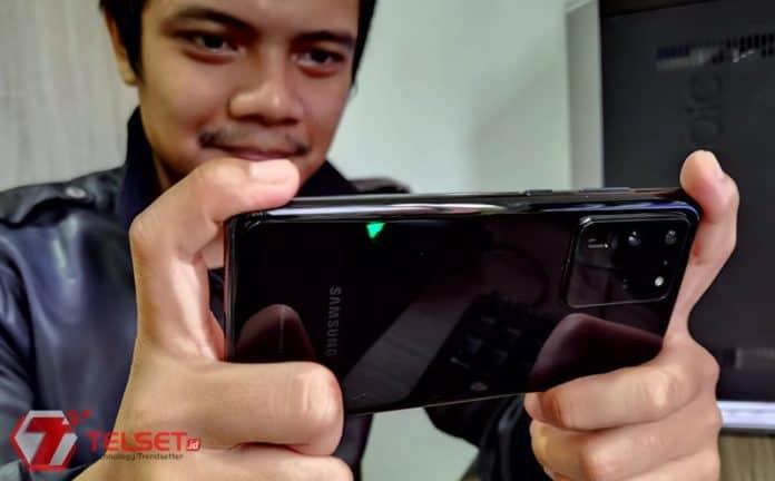 Galaxy S20 Ultra Gaming