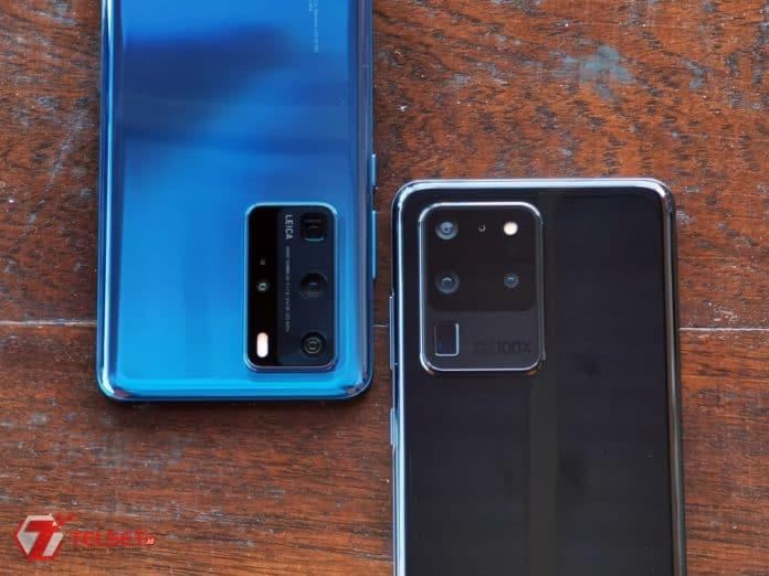 Smartphone Optical Zoom Terbaik