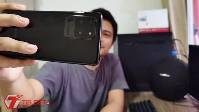 Ngulik Kamera Galaxy S20 Ultra untuk Bikin Vlog #DirumahAja