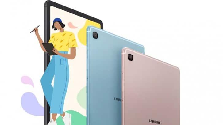 Galaxy Tab S6 Lite Diam-diam Muncul di Situs Samsung Indonesia