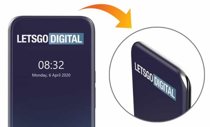 Samsung Patenkan Quad Curved Screen, Terinspirasi Huawei P40 Pro?