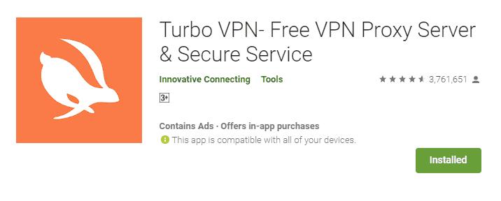 turbo vpn merupakan vpn gratis