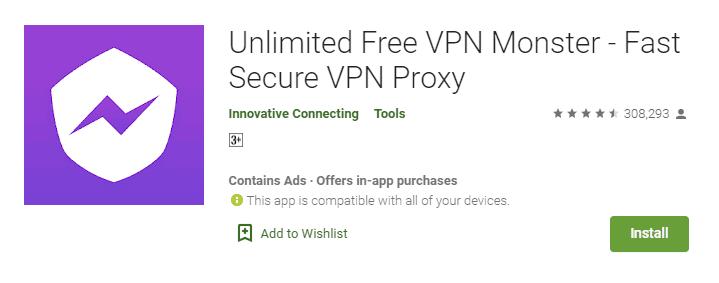 vpn dengan koneksi cepat