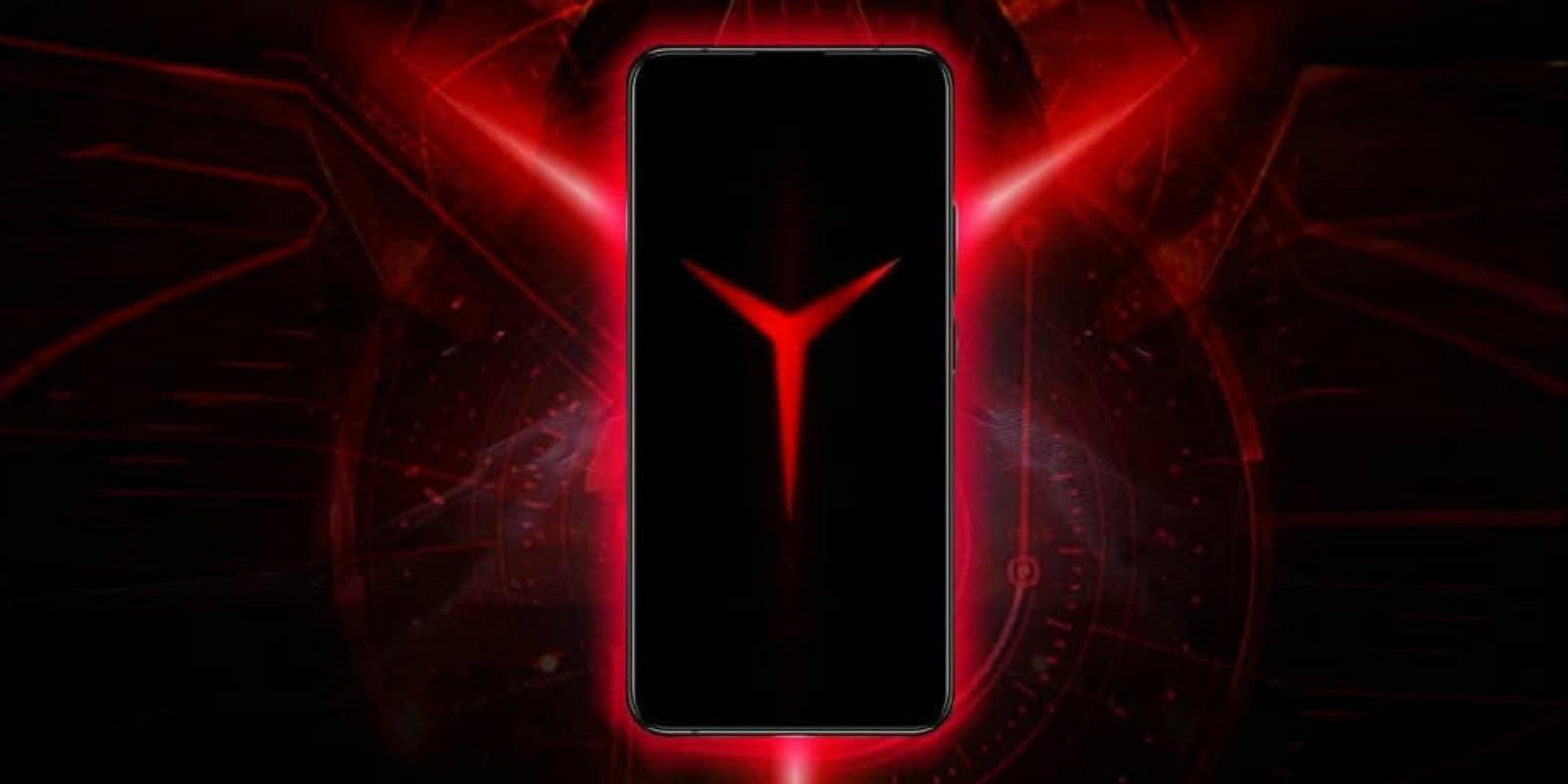 Prosesor Lenovo Legion Gaming Phone