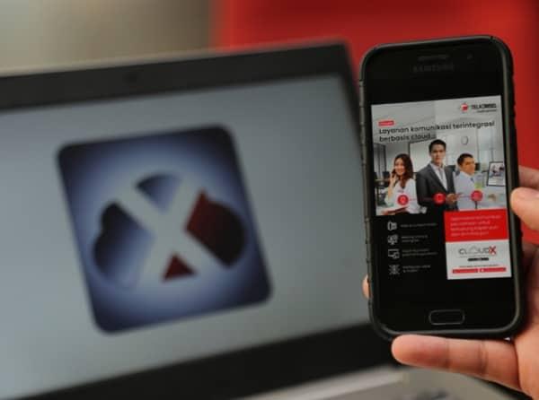 Lebih Aman, Jokowi Pilih CloudX Telkomsel untuk Ratas