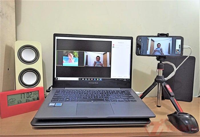 Tips Ubah Kamera Ponsel jadi WebCam Buat Video Conference